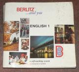 BERLITZ AND YOU - ENGLISH 1