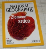 NATIONAL GEOGRAPHIC únor 2007