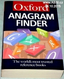 ANAGRAM FINDER - THE WORĹDS MOST TRUSTED REFERENCE BOOKS