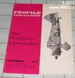 PROFILE PUBLICATIONS - THE WESTLAND LYSANDER
