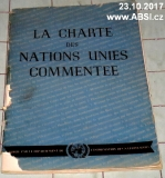 LA CHARTE DES NATIONS UNIES COMMENTEE