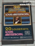 20 GOLDEN HITS LOUIS ARMSTRONG