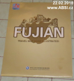 FUJIAN - TRAVEL MAP (HAND ILLUSTRATED)