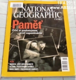 NATIONAL GEOGRAPHIC listopad 2007