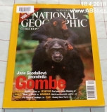 NATIONAL GEOGRAPHIC duben 2003