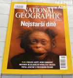 NATIONAL GEOGRAPHIC listopad 2006