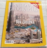 NATIONAL GEOGRAPHIC březen 2011