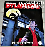 DYLAN DOG L´OCCHIO DI BALOR