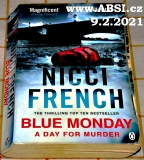 BLUE MONDAY A DAY FOR MURDER