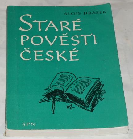 STARÉ POVESTI ČESKÉ