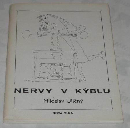 NERVY KÝBLU - SONETY Z LET 1960-1990