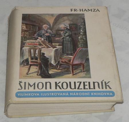 ŠIMON KOUZELNÍK