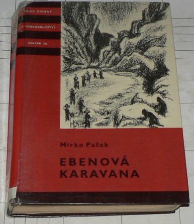 EBENOVÁ KARAVANA