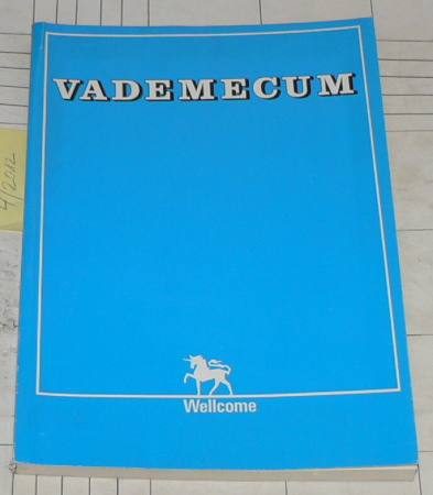 VADEMECUM (SEZNAM REGISTROVANÝCH LÉKŮ V ČSFR)