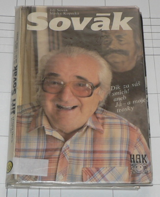 SOVÁK- DÍK ZA VÁŠ SMÍCH !