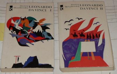 LEONARDO DA VINCI díl I. a II.