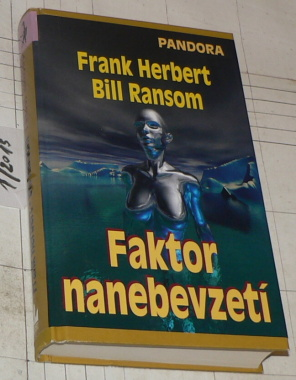 FAKTOR NANEBEVZETÍ - PANDORA