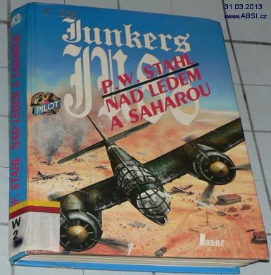 JUNKERS Ju88 NAD LEDEM A SAHAROU