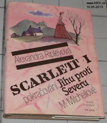 SCARLETT / I. POKRAČOVÁNÍ JIHU PROTI SEVERU