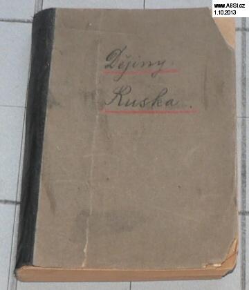 DĚJINY RUSKA V DEVATENÁCTÉM STOLETÍ 1796-1855 díl I.