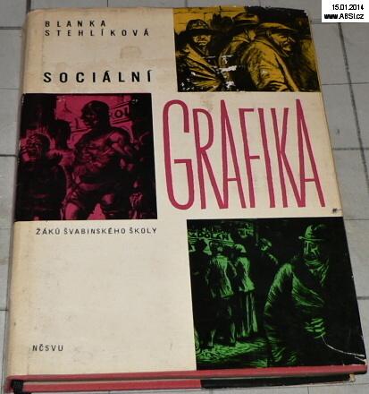 SOCIÁLNÍ GRAFIKA ŽÁKŮ ŠVABINSKÉHO ŠKOLY