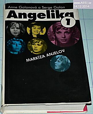 MARKÍZA ANJELOV - ANGELIKA 1