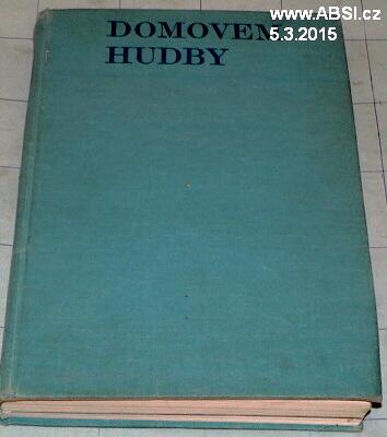 DOMOVEM HUDBY
