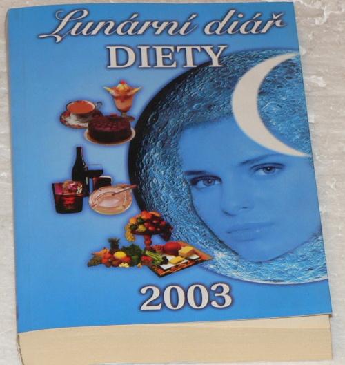 LUNÁRNÍ DIÁŘ DIETY 2003