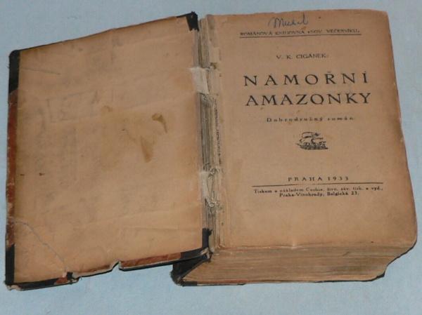 NÁMOŘNÍ AMAZONKY