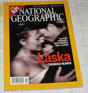 NATIONAL GEOGRAPHIC únor 2006