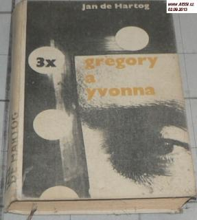 3x GREGORY A YVONNA