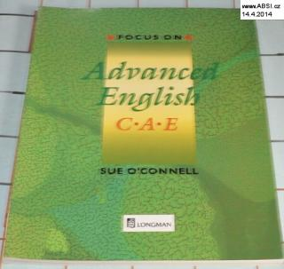 ADVANCED ENGLISH C.A.E. - SUE O´CONNELL