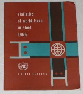 STATISTICS OF WORLD TRADE IN STEEL 1966