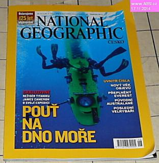 NATIONAL GEOGRAPHIC červen 2013