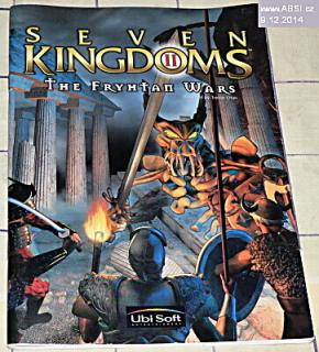 SEVEN KINGDOMS II THE FRYHTAN WARS
