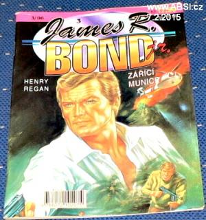 ZÁŘÍCÍ MUMIE - JAMES R. BOND jr.
