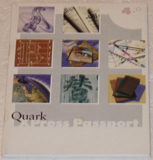 QUARK XPRESS PASSPORT 4.0