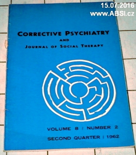 CORRECTIVE PSYCHIATRY AND JOUNAL OF SOCIAL THERAPY