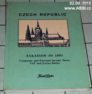 CZECH REPUBLIC TAXATION 1993