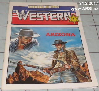 ARIZONA - WESTERN LITTLE & BIG