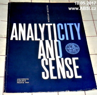 ANALYTICITY AND SENSE