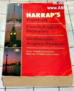 FRENCH-ENGLISH DICTIONARY DICKIONNAIRE ANGLAIS-FRANCAIS