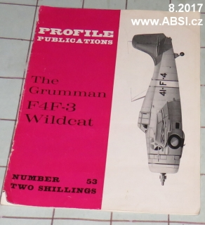PROFILE PUBLICATIONS - THE GRUMMAN F4F-3 WILDCAT