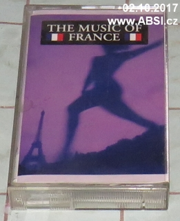 THE MUSIC OF FRANCE -audio kazeta