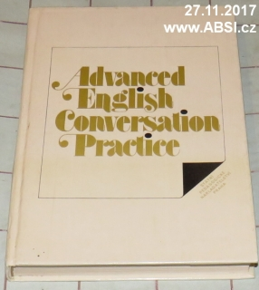ADVANCED ENGLISH CONVERSATION PRAKCTICE