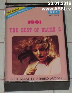 1981 THE BEST OF BLUES 5