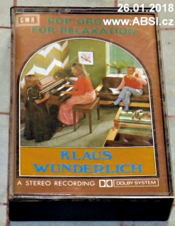 KLAUS WUNDERLICH POP FOR RELAXATION