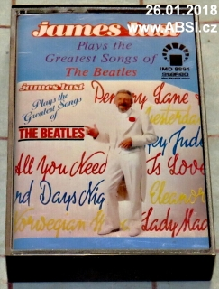 JAMES LAST PLAYS THE GREATEST SONGS OF THE BEATLES