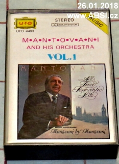 MANTOVANI AND HIS ORCHESTRA VOL.1