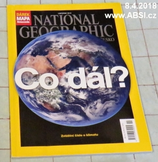 NATIONAL GEOGRAPHIC listopad 2015